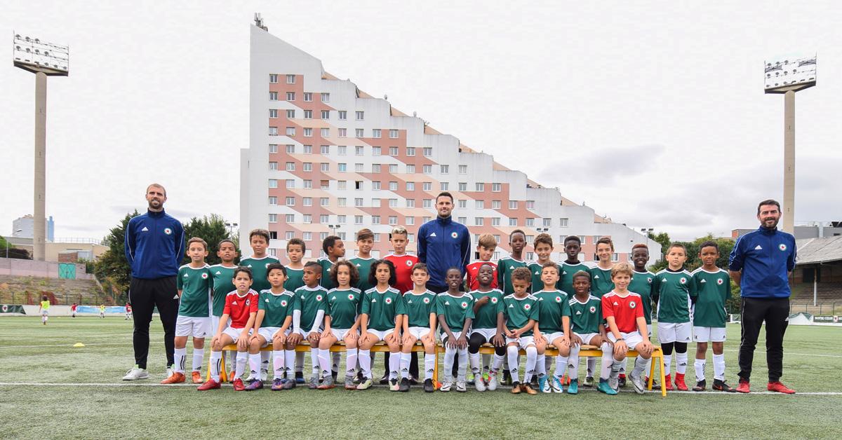 Plateau U11   Red Star Football Club avec Invitation Club Med Gym Pour Vos Amis