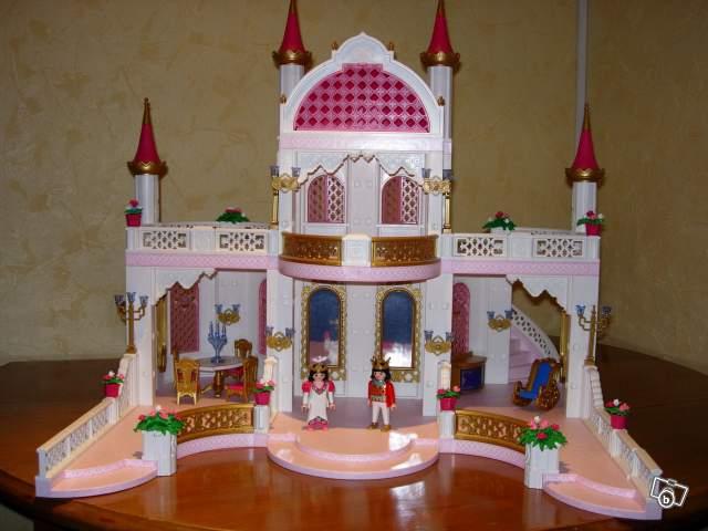 Playmobil Chateau Princesse - Chateau U Montellier serapportantà Image De Chateau De Princesse