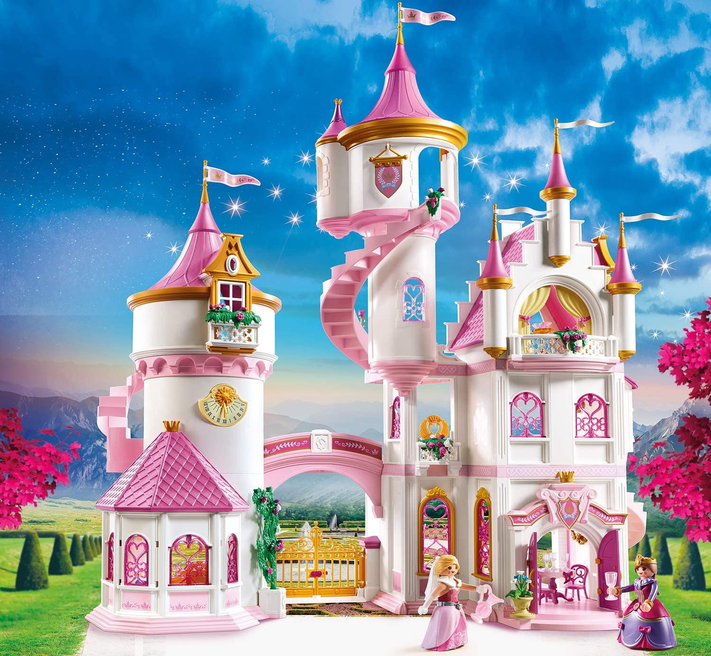 Playmobil Princesse - Grand Château De Princesse (70447 pour Image De Chateau De Princesse