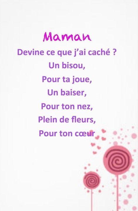 Poèmes , Comptines , Poésies Bonne Fête Mamans , À à Des Chansons Pour La Fete Des Meres