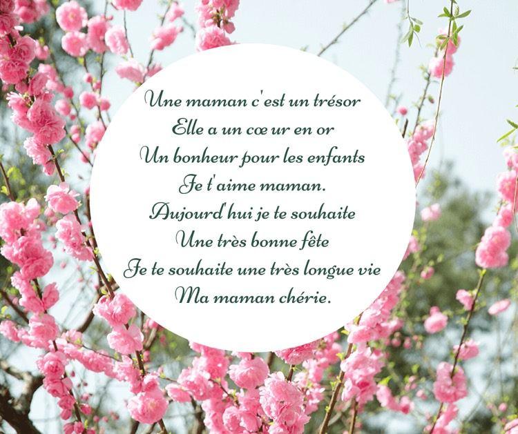 Poèmes Fête Des Mères Maternelle À Télécharger Gratuit dedans Poeme Fete Des Mere