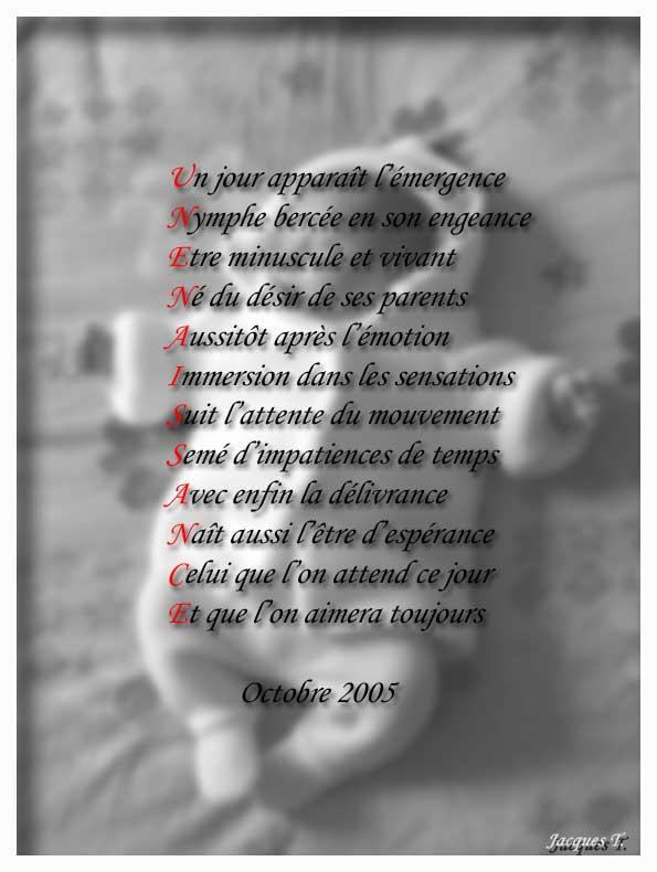 Poesie Naissance tout Meilleur Poeme