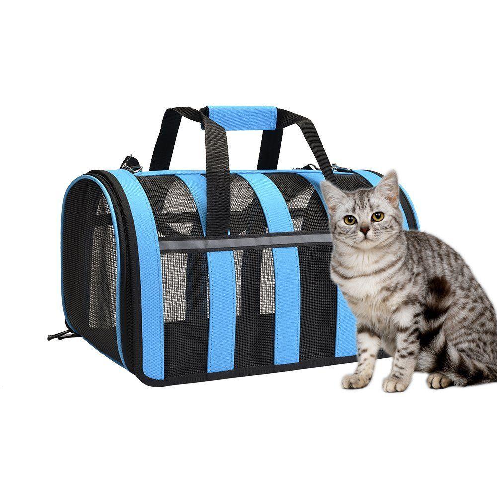 Portable Pour Animal Domestique Carrier-Small Animaux De dedans Jeux De Vétérinaire Pour Animaux Domestiques