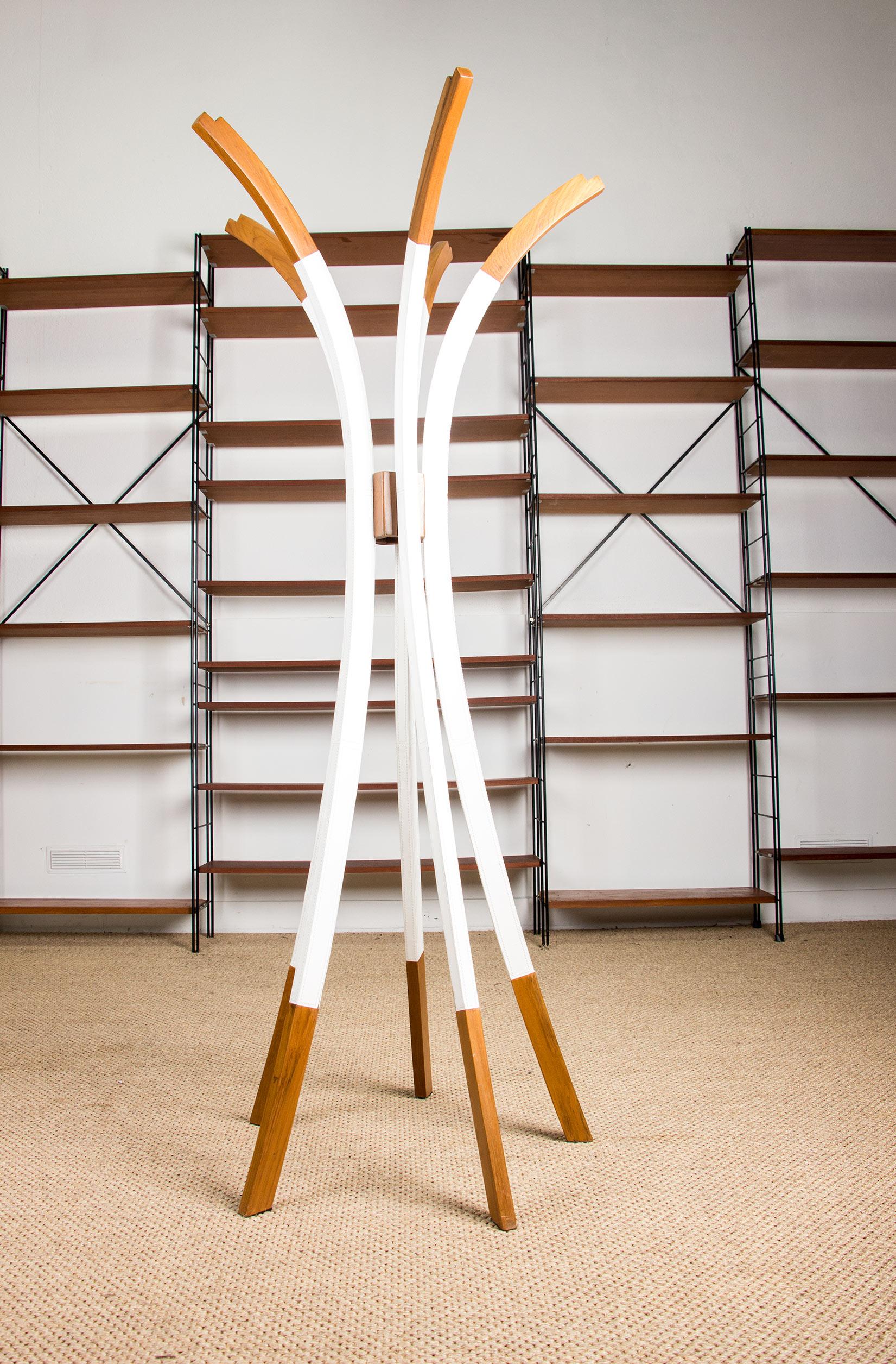 Porte-Manteau Moderne 5 Branches De Style Scandinave En avec Image Porte Manteau