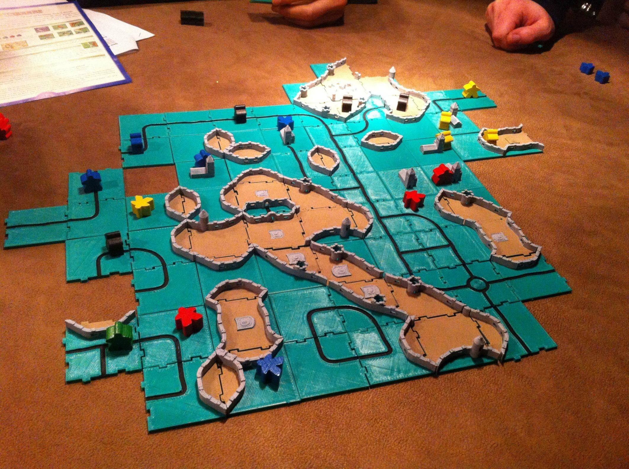 Pretty Board! | Jeux À Fabriquer, Jeux serapportantà Jeux Simples À Fabriquer