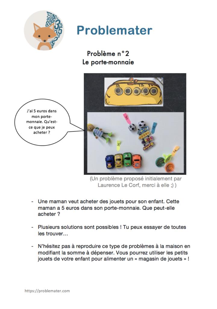 Problemater - Projet Collaboratif Entre Classes serapportantà Projet De Classe Maternelle