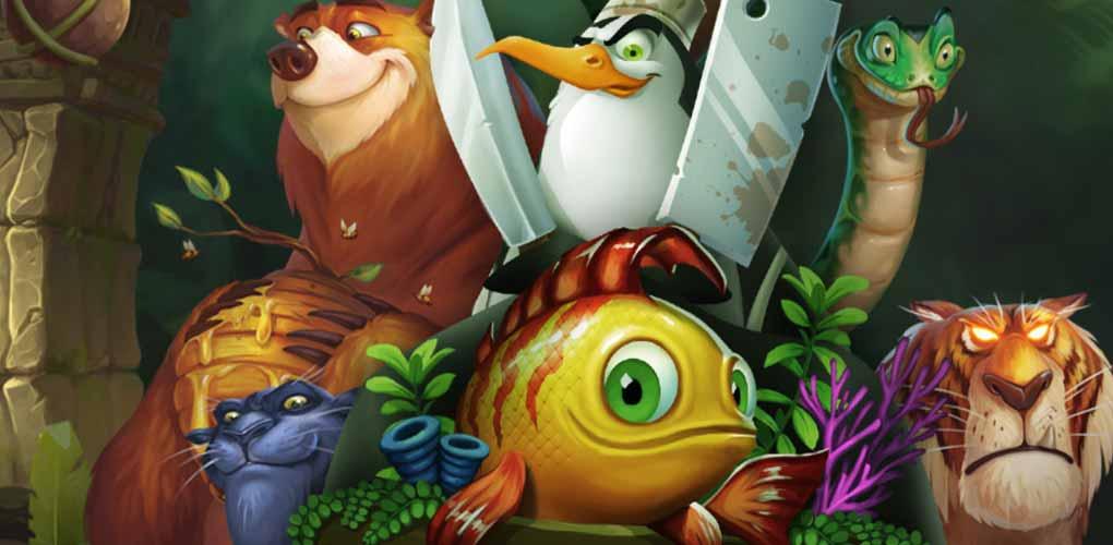 Promotion Yggdrasil « Awesome Animals » : 3 000 Euros À destiné Jeux De Animals