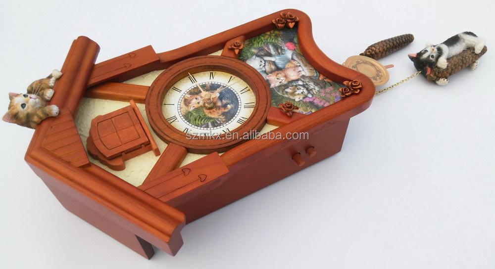 Qualité Design Personnalisé Coucou Horloge Coucou Horloge concernant Reveil Coucou