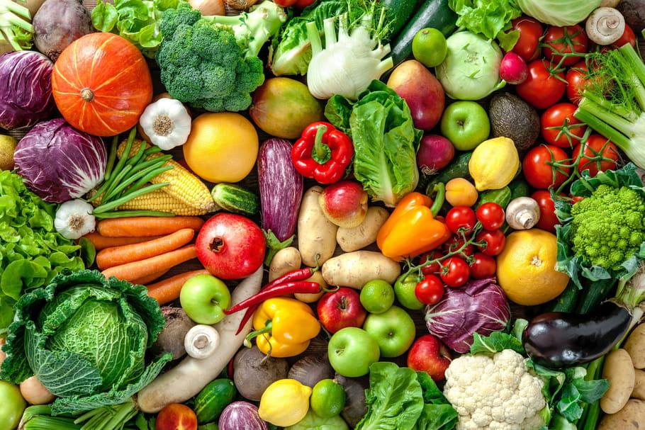 Quels Sont Les Fruits Et Légumes À Consommer Toute L'Année tout Legume Ou Fruit En J