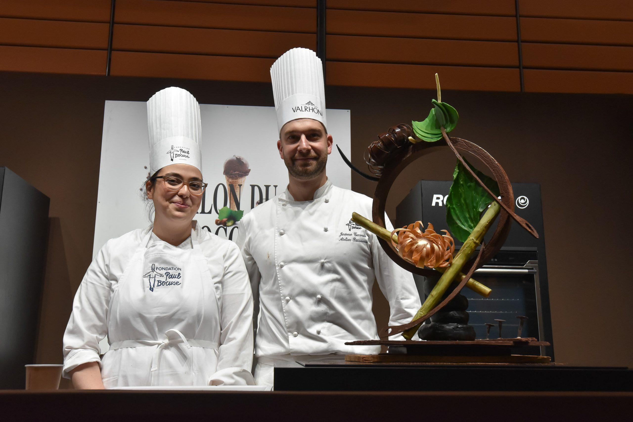 Salon Du Chocolat - Fondation Paul Bocuse avec Invitation Salon Du Chocolat Lyon 2017