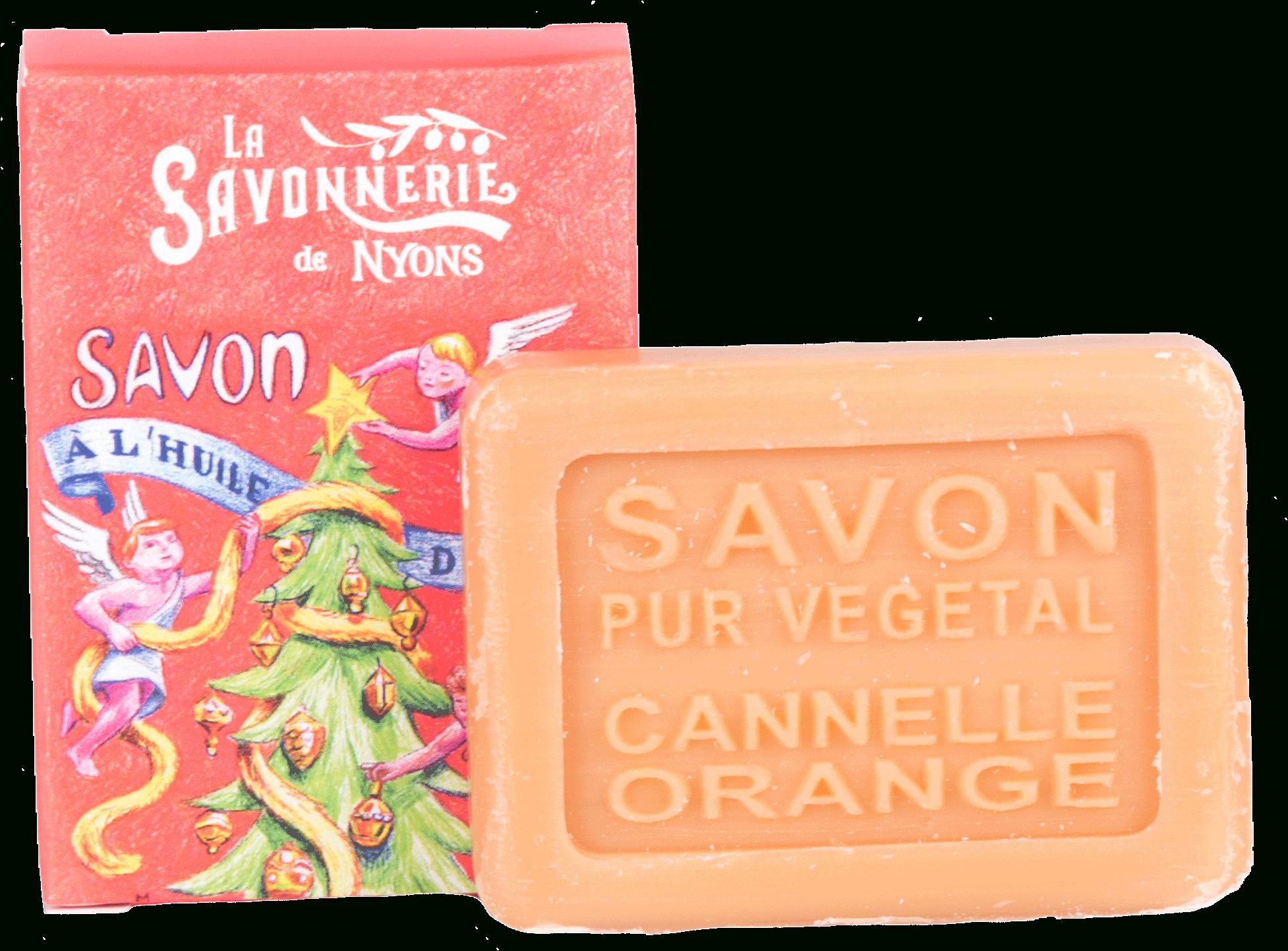 """Savon D'Invité Cannelle-Orange """"Anges"""" - La Savonnerie De serapportantà Savon D Invité"""