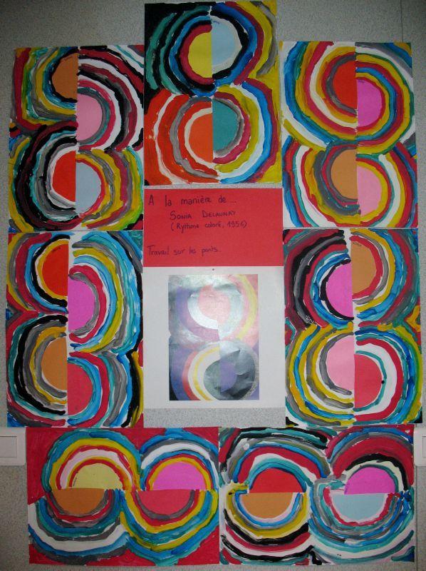 Semaine Du 3 Au 10 Novembre 2011 - Ma Classe De Grande Section concernant Graphisme Moyenne Section Les Ponts