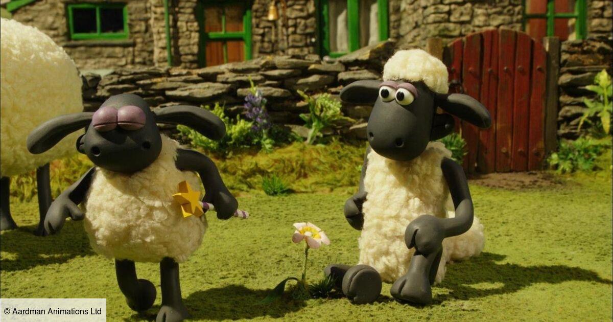 Shaun Le Mouton destiné Jeux De Moutons Gratuit