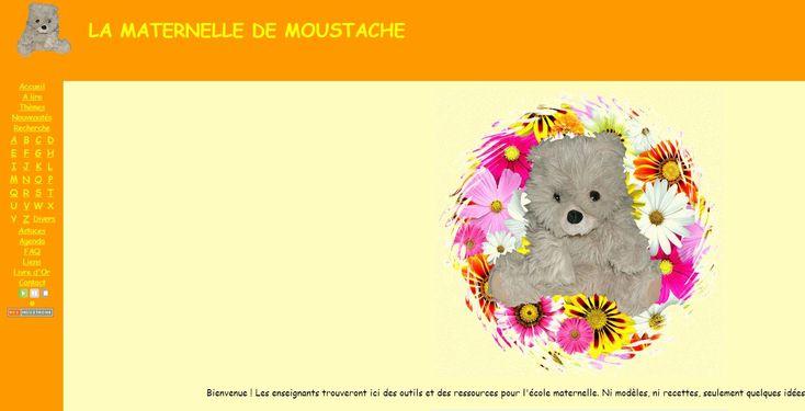 Site La Maternelle De Moustache   La Maternelle De encequiconcerne La Classe De Moustache