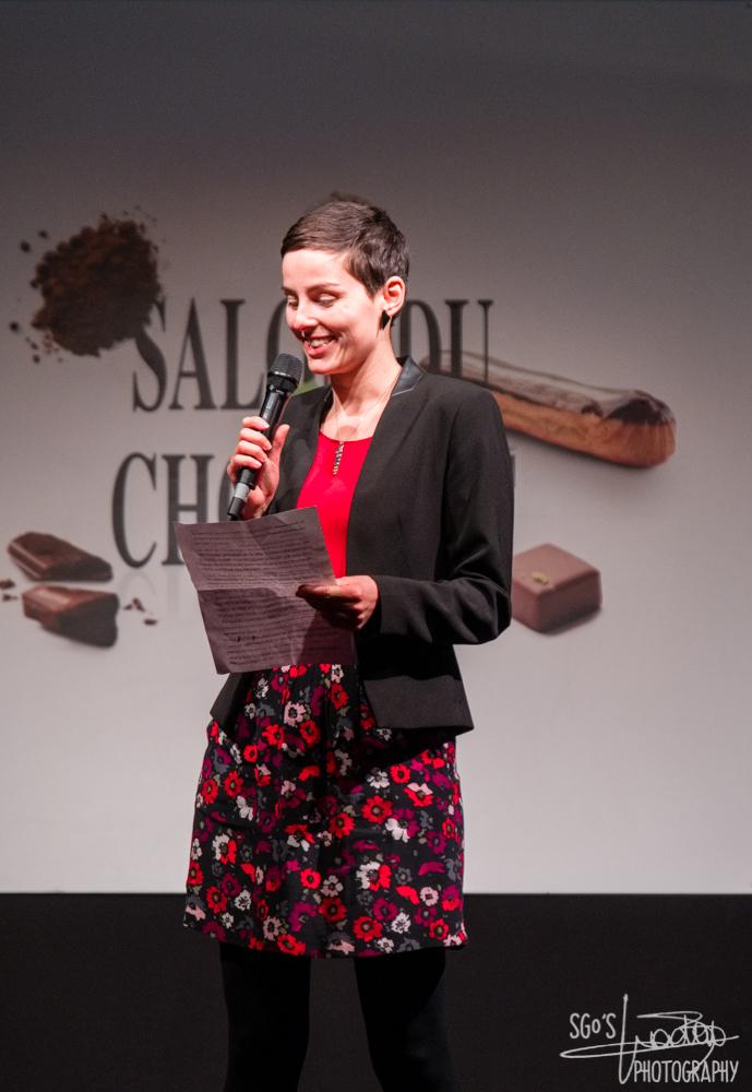 Soirée D'Inauguration Du Salon Du Chocolat … 13 Février 2020 intérieur Invitation Salon Du Chocolat Lyon 2017