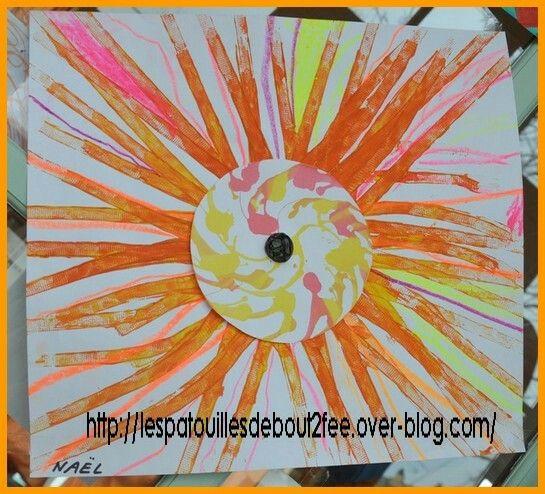 Soleil   Graphismes Maternelle, Il Est Revenu, Graphisme concernant Graphisme Soleil