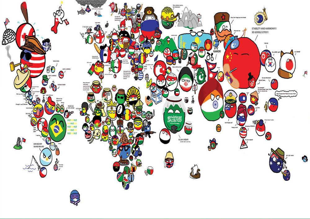 Sticker Autocollant Poster A4 Carte Du Monde Tous Les Pays pour Tous Les Coloriages Du Monde
