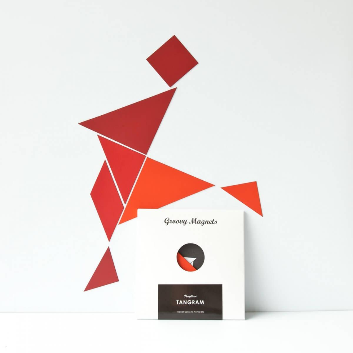 Tangram Lapin - Primanyc à Tangram Lapin