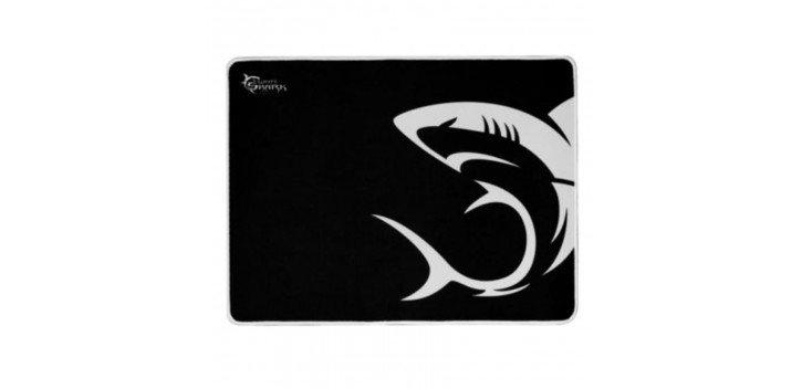 Tapis De Souris Gamer White Shark Requin Noir Chez Wiki destiné Requin Souris