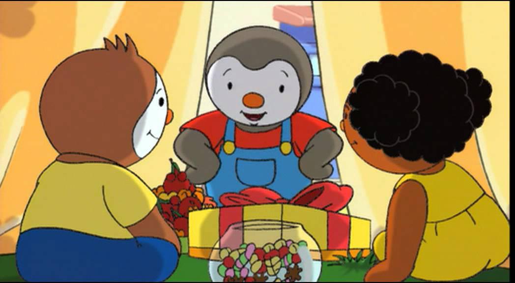 T'Choupi Et Doudou - L'Anniversaire De Doudou (Ep. 9 avec Coloriage De Tchoupi Et Doudou