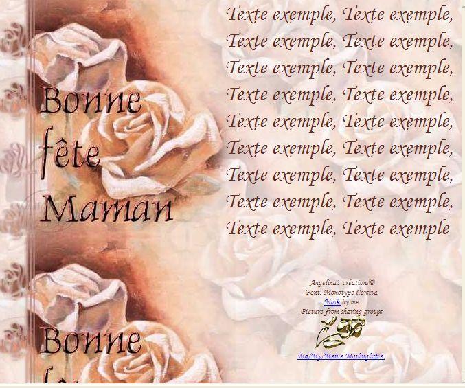 Télécharger Lettre À Une Maman Pdf   Adieu,Grand Mère dedans Lettre Maman Anniversaire