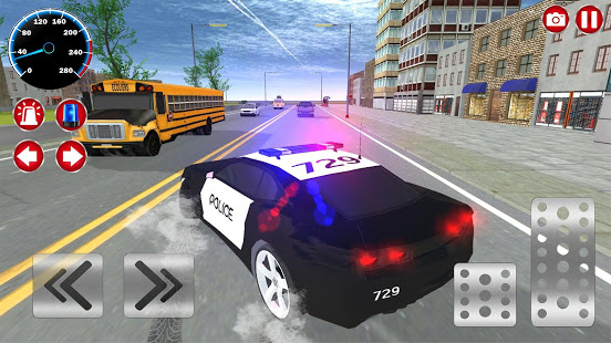 Télécharger Police Et Voiture Simulateur De Jeu 3D Pour Pc serapportantà Telecharger Gratuit Jeux Pc Voiture
