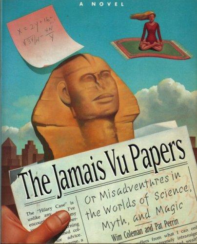 The Jamais Vu Papers By Wim Coleman tout Jamais On A Vu Jamais On Ne Verra