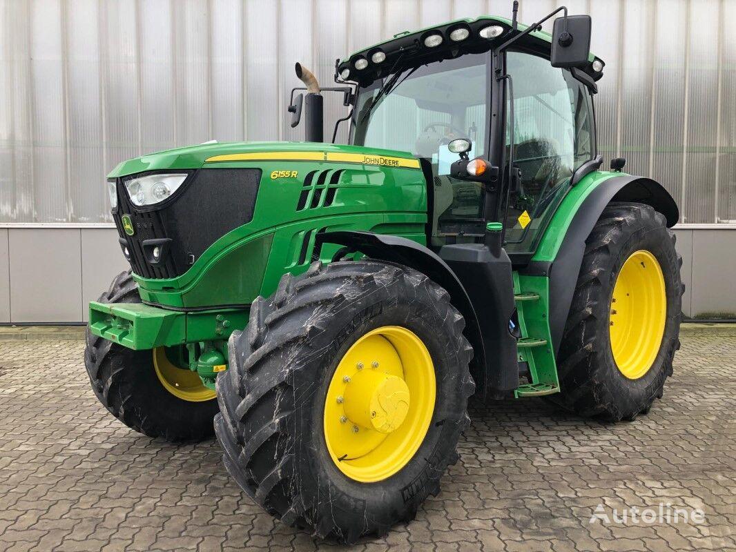 Tracteur À Roues John Deere 6155R À Vendre Allemagne serapportantà Image Tracteur John Deere