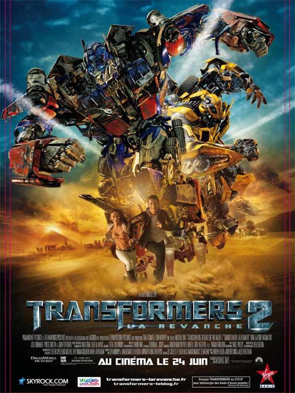 Transformers 2: La Revanche - Film 2009 - Allociné concernant Regarder Transformers 5 En Streaming