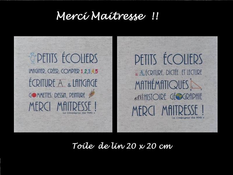 """Une Nouvelle Idée Pour Dire """"Merci Maîtresse"""" Avec La concernant Poeme Pour Maitresse D Ecole"""