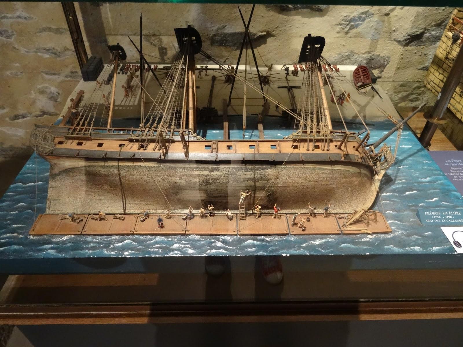 Vague De Livres: Tonnerre De Brest ! - Le Musée National concernant Musée National De La Marine De Brest