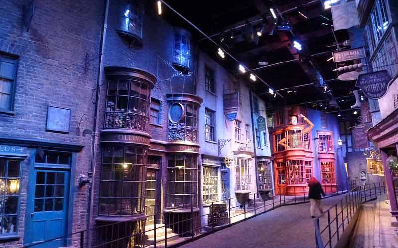 Visiter Les Studios Harry Potter À Londres - Blog - Week pour Comment Aller Au Studio Harry Potter
