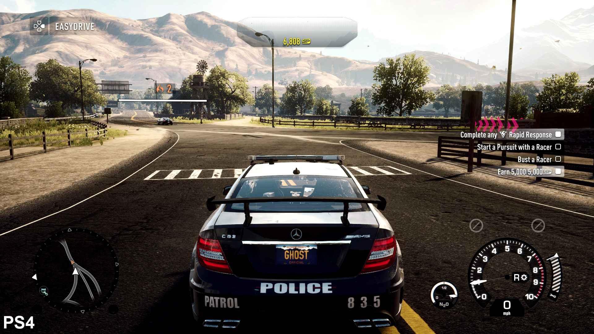 Xbox One Et Playstation 4: Les 20 Meilleurs Jeux - Image à Un Jeu De Voiture De Course