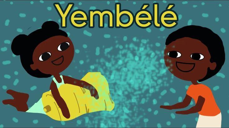 Yembélé - Comptine Africaine - Enfant - Jouer (Avec Images dedans Comptines Afrique